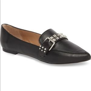 Steve Madden Fire Studded Loafers